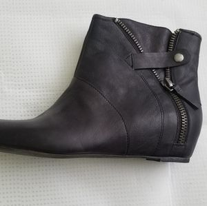 Nine West Women's Leather Boots Size 9M